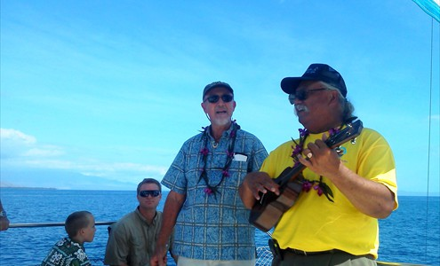 Engaging communities throughout Hawai&#699i- including the Worldwide Voyage